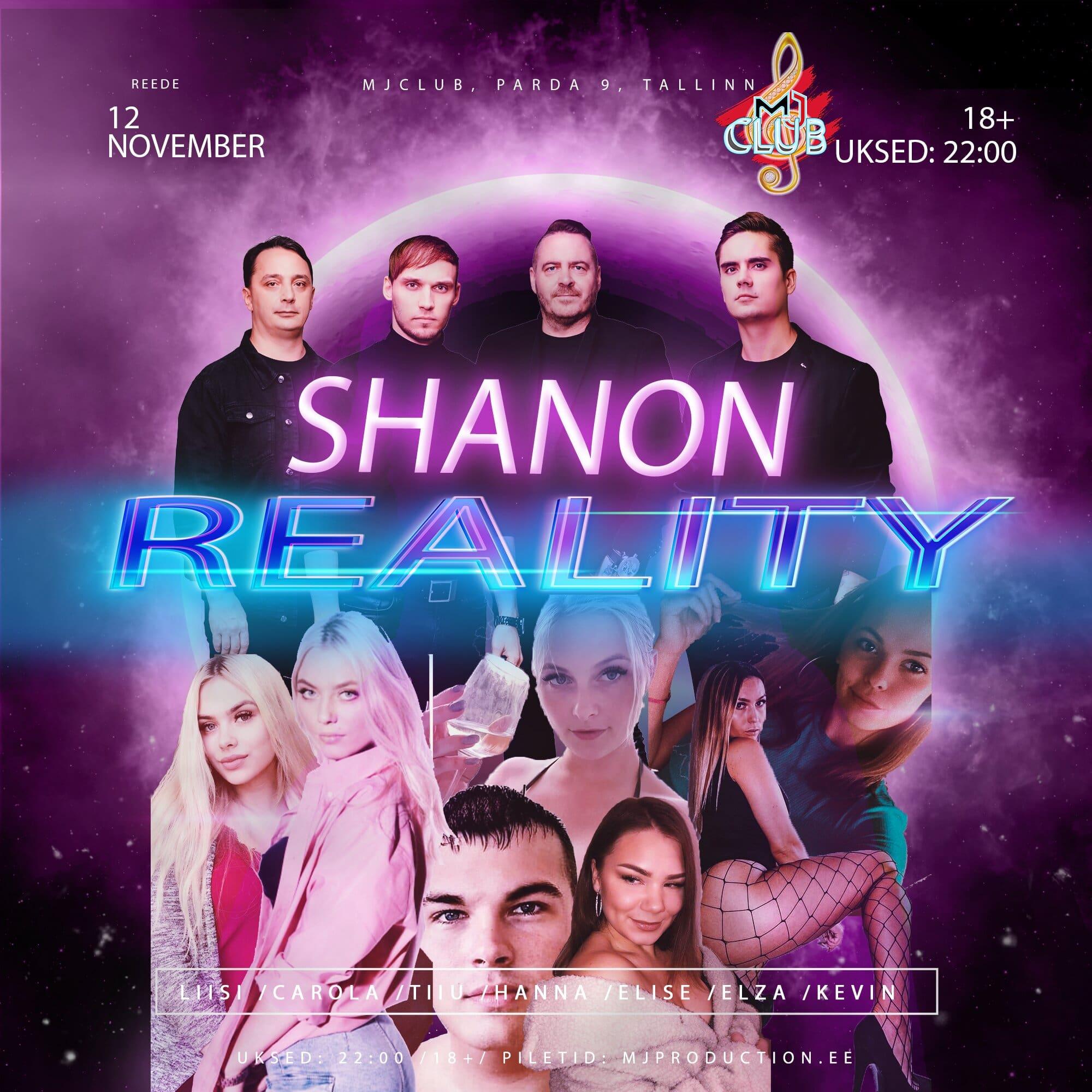 Reality & Shanon